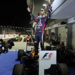 In Singapore Grand Prix, It's All Vettel
