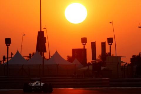 Abu Dhabi Vistas