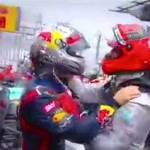 Vettel Four-Time World Champion Tribute
