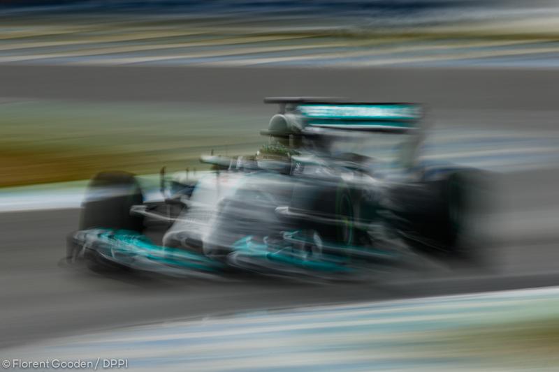 Nico @ Jerez 2014