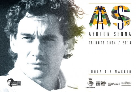 Senna Tribute 2014