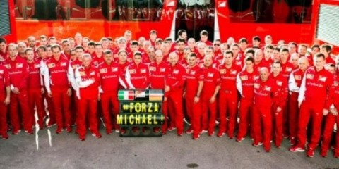 #ForzaMichael