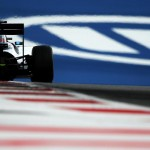 Massa and Williams Lock Out Grid in Austria