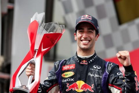 Ricciardo—Canada 2014