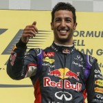 """Flawless"" Ricciardo Wins at Spa"