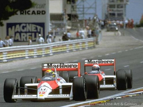 French GP 1988