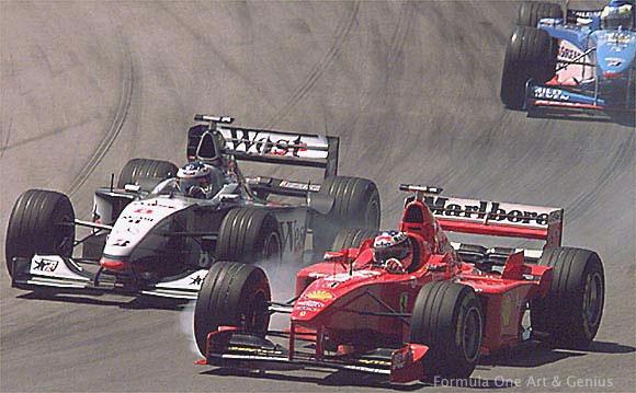 Austrian GP 1998