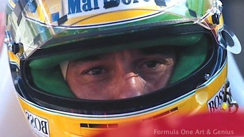 Happy Birthday, Ayrton
