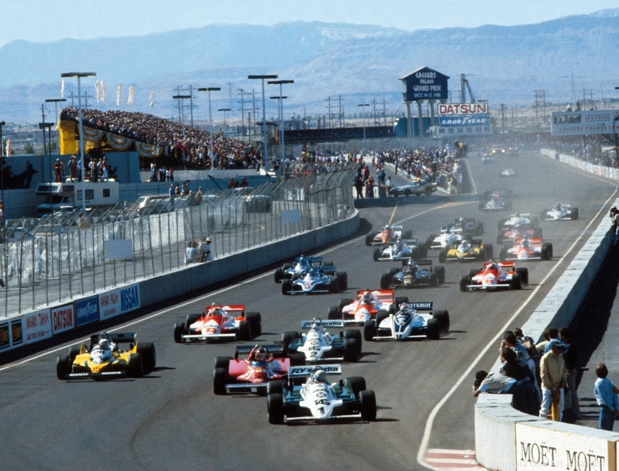 1981 Caesars Palace Grand Prix