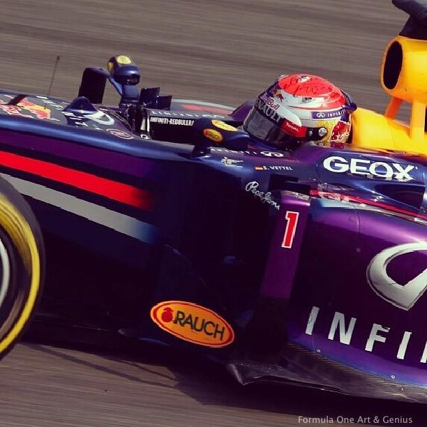Vettel—Spain 2013