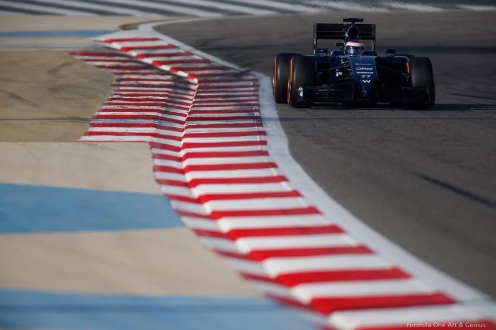 Bahrain 2014 testing