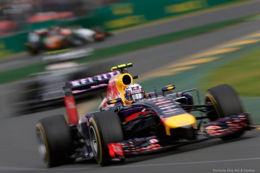 Ricciardo—Melbourne 14