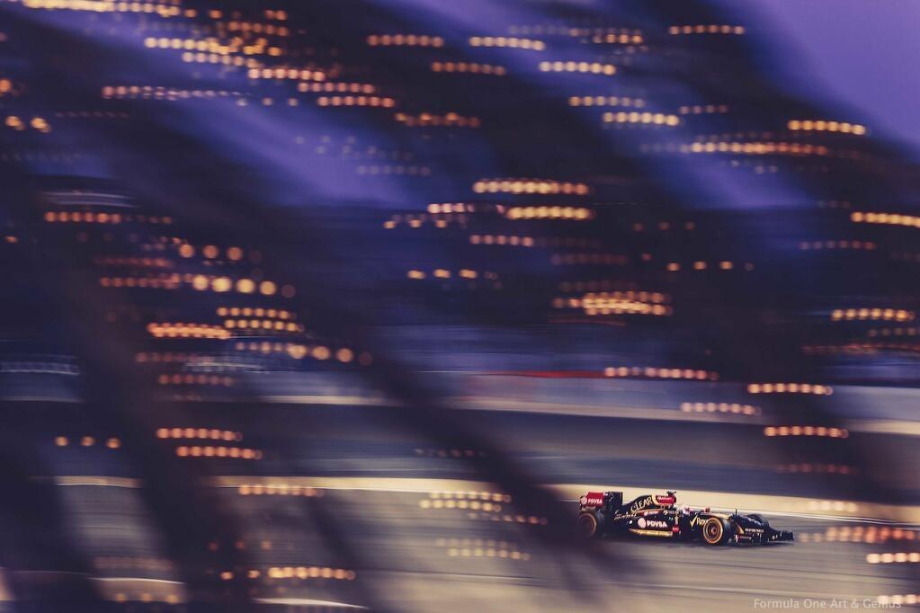Maldonado—Bahrain 2014