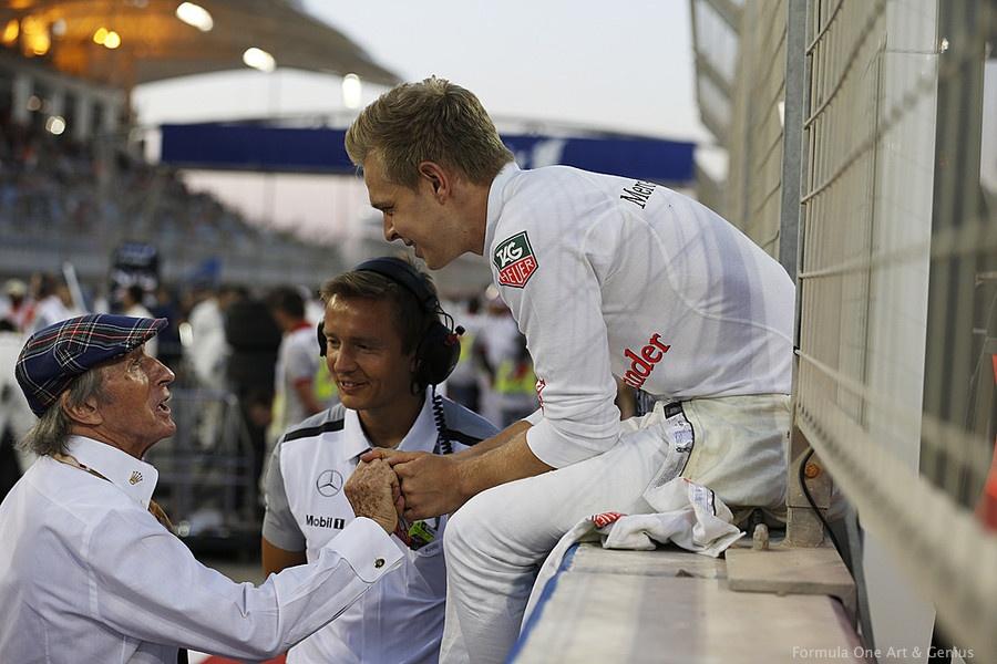 Magnussen & Stewart—Bahrain 2014