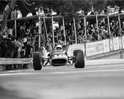 Bandini—Monaco 1967
