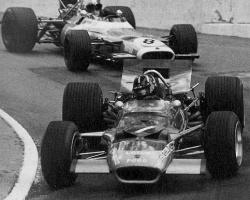 Hill—Monaco 1969