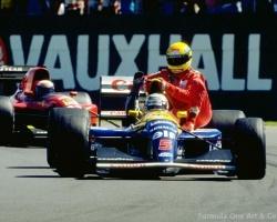 British GP 1991