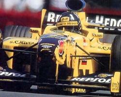 Damon Hill—Australia 1998