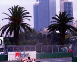 Jacques at Melbourne