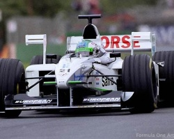 Tyrrell X-Wings 1998