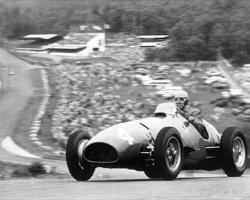 Ascari—Eau Rouge 1952