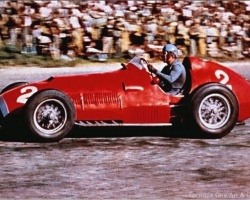 Ascari—Spain 1951