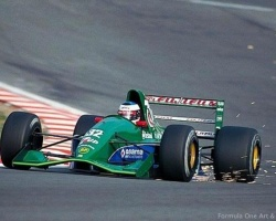 Schumacher—Spa 1991