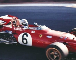 Andretti—South Africa 1971