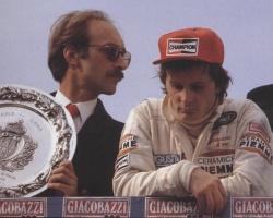 Gilles—Imola 1982