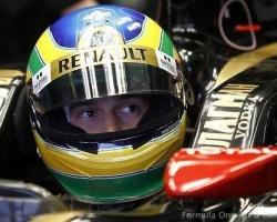 Bruno Senna—Lotus-Renault 2011