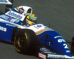 Senna—Williams 1994