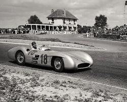 Fangio—France 1954