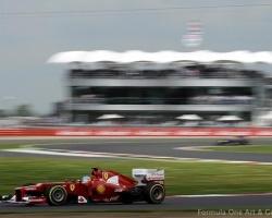 Alonso—Silverstone 2012