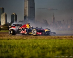 Coulthard—NYC 2012
