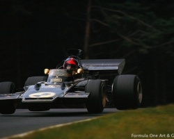 Fittipaldi—Germany 1972