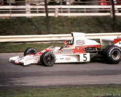Fittipaldi—Brands Hatch 1974