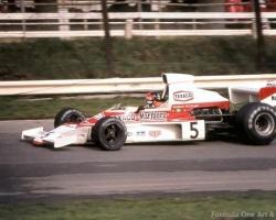 Fittipaldi—Brands Hatch 1974
