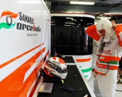 Sutil—Melbourne 2013