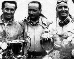 Farina, Fangio & Ascari