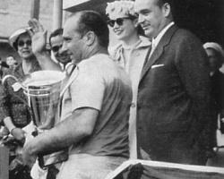 Fangio—Monaco 1957
