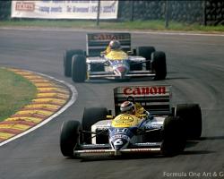 British GP 1986
