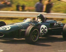 Gurney—Spa 1967