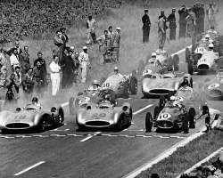 French GP 1954
